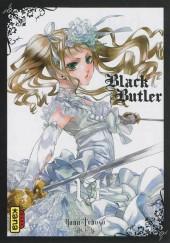 Black Butler -13- Black Spy