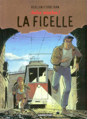 Couverture de Sales mioches ! -3- La ficelle