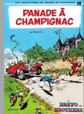 Spirou et Fantasio -19b2011- Panade à Champignac
