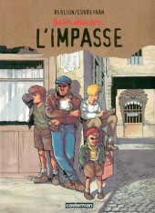 Couverture de Sales mioches ! -1- L'impasse