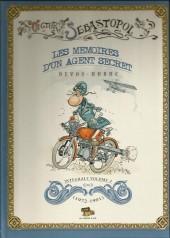 Victor Sébastopol -INT2- Les Mémoires d'un agent secret - Volume 2