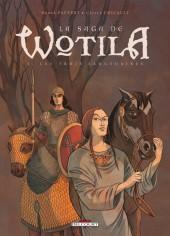La saga de Wotila -2- Les trois sanctuaires