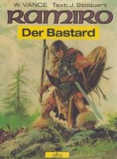Ramiro (en allemand) -1- Der Bastard