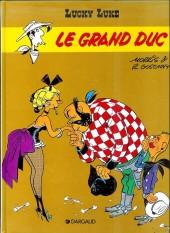 Lucky Luke -40a90- Le grand duc