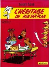 Lucky Luke -41a97- L'héritage de Rantanplan