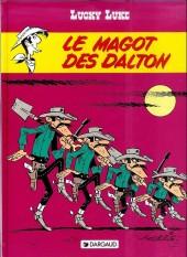 Lucky Luke -47a90- Le magot des Dalton