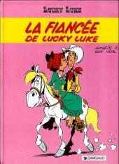 Lucky Luke -54a95- La fiancée de Lucky Luke