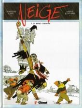 Neige -2b- La mort corbeau