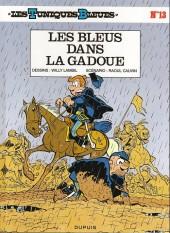 Les tuniques Bleues -13c2013- Les bleus dans la gadoue