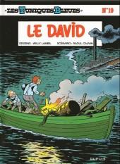 Les tuniques Bleues -19d09- Le David