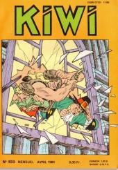 Kiwi -408- Le grand couteau