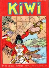 Kiwi -407- La chasse est ouverte