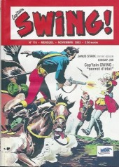 Capt'ain Swing! (2e série) -116- Secret d'état