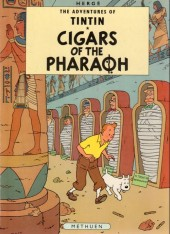 Tintin (The Adventures of) -4- Cigars of the Pharaoh