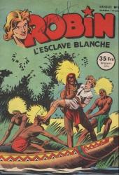 Robin l'intrépide (mensuel) -12- L'esclave blanche