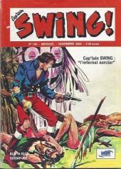 Capt'ain Swing! (2e série) -104- L'infernal sorcier