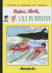 Richard et Charlie -5- L'Île du bonheur