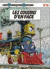 Les tuniques Bleues -23b2012- Les cousins d'en face