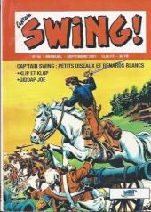 Capt'ain Swing! (2e série) -90- Petits oiseaux et renards blancs