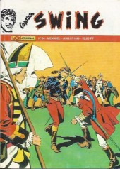 Capt'ain Swing! (2e série) -64- L'assassin mystérieux