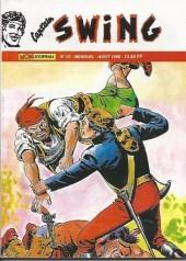 Capt'ain Swing! (2e série) -53- La mort invisible