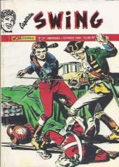 Capt'ain Swing! (2e série) -47- La belle traîtresse