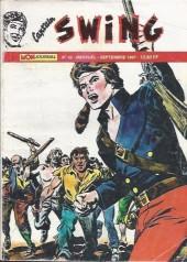 Capt'ain Swing! (2e série) -42- Le prisonnier de Tepèque