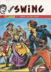 Capt'ain Swing! (2e série) -41- Le vicomte parfumé