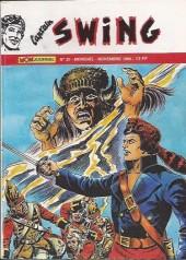 Capt'ain Swing! (2e série) -32- La vengeance du tigre