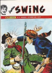 Capt'ain Swing! (2e série) -31- Le mystère de la Grande Ourse