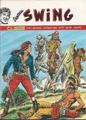 Capt'ain Swing! (2e série) -23- La Tête qui remue