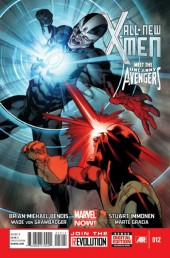 All-New X-Men (Marvel comics - 2012) -12- All-New X-Men vs Uncanny Avengers