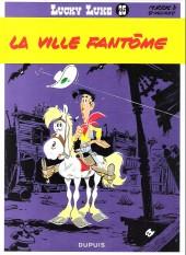 Lucky Luke -25e12- La ville fantôme
