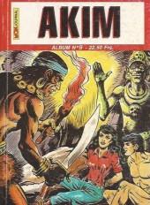 Akim (2e série) -Rec09- Album N°9 (du n°25 au n°27)