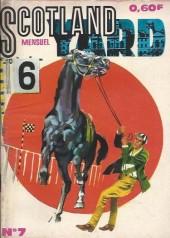Scotland Yard (Impéria) -7- Le cheval drogué
