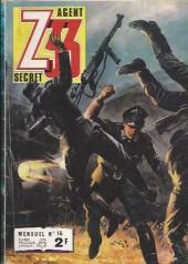 Z33 agent secret -16- Dangereux anniversaire