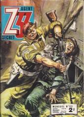 Z33 agent secret -33- L'ombre de Raspoutine
