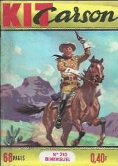 Kit Carson -210- Territoire interdit