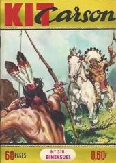 Kit Carson -316- Les indiens corbeaux