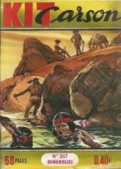 Kit Carson -257- ......... et le chasseur de chevaux