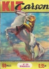 Kit Carson -131- La fuite dans les montagnes