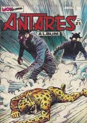 Antarès (Mon Journal) -Rec21- Album N°21 (du n°61 au n°63)
