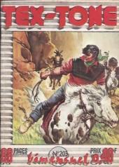 Tex-Tone -203- La voie du pardon