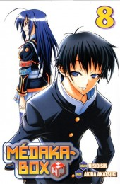 Medaka-Box -8- Volume 8