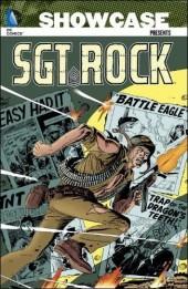 Showcase Presents: Sgt Rock (2007) -INT04- Volume 4