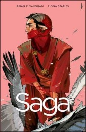 Saga (2012) -INT02- Saga - Volume Two