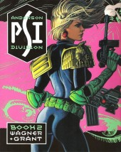 Anderson Psi Division -2- Judge anderson book two