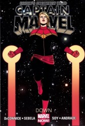 Captain Marvel (2012) -INT02- Down