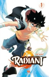 Radiant -1- Tome 1
