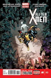 All-New X-Men (Marvel comics - 2012) -13- Issue 13